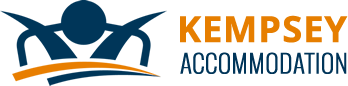 Kempsey Accommodation Logo