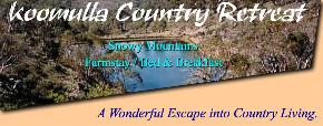Koomulla Country Retreat - Kempsey Accommodation