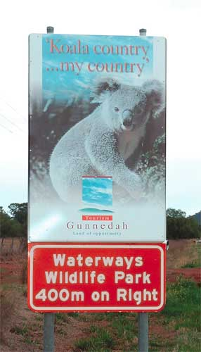 Waterways Wildlife Park - Kempsey Accommodation