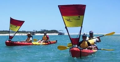 Kayak Noosa - Kempsey Accommodation