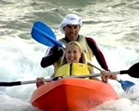 Noosa Ocean Kayak Tours - Kempsey Accommodation