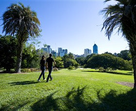 City Botanic Gardens - Kempsey Accommodation
