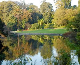 Royal Botanic Gardens Melbourne - Kempsey Accommodation