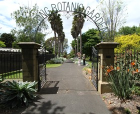 Friends of Geelong Botanic Gardens - Kempsey Accommodation