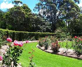 Wollongong Botanic Garden - Kempsey Accommodation