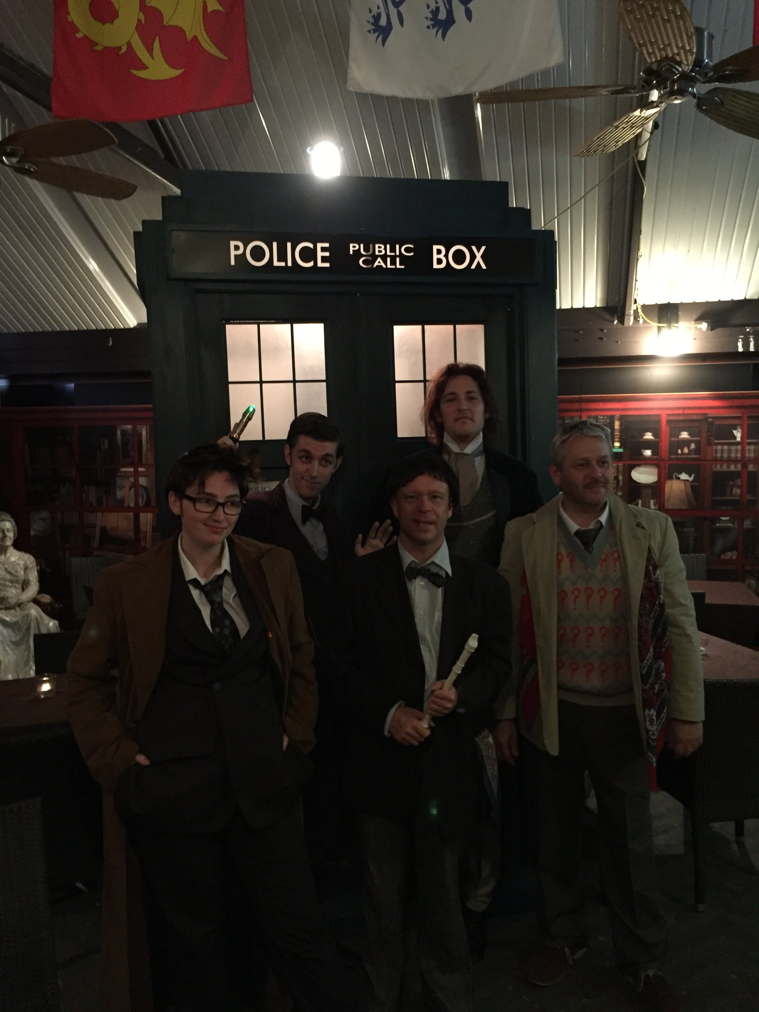 Dr Who Quiz Night - Kempsey Accommodation