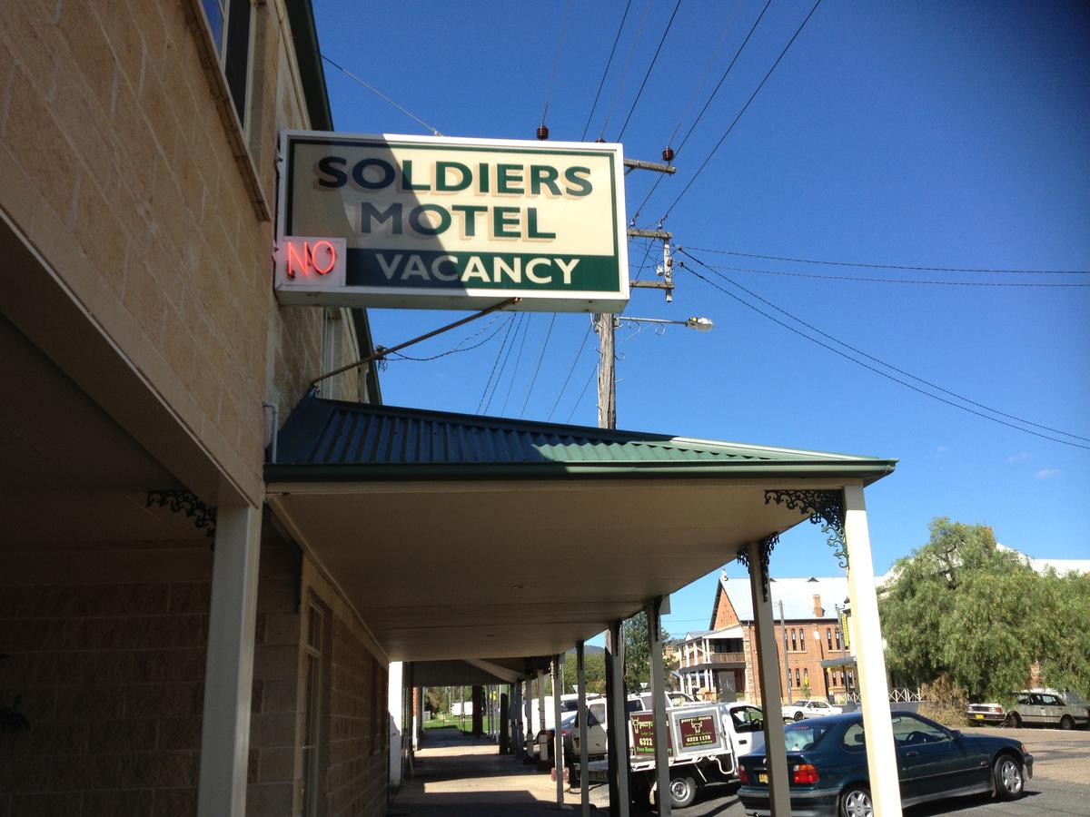 Soldiers Motel - Kempsey Accommodation