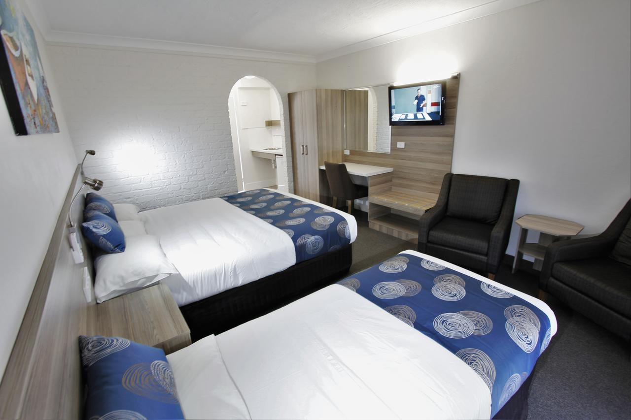 Aston Motel Yamba - Kempsey Accommodation
