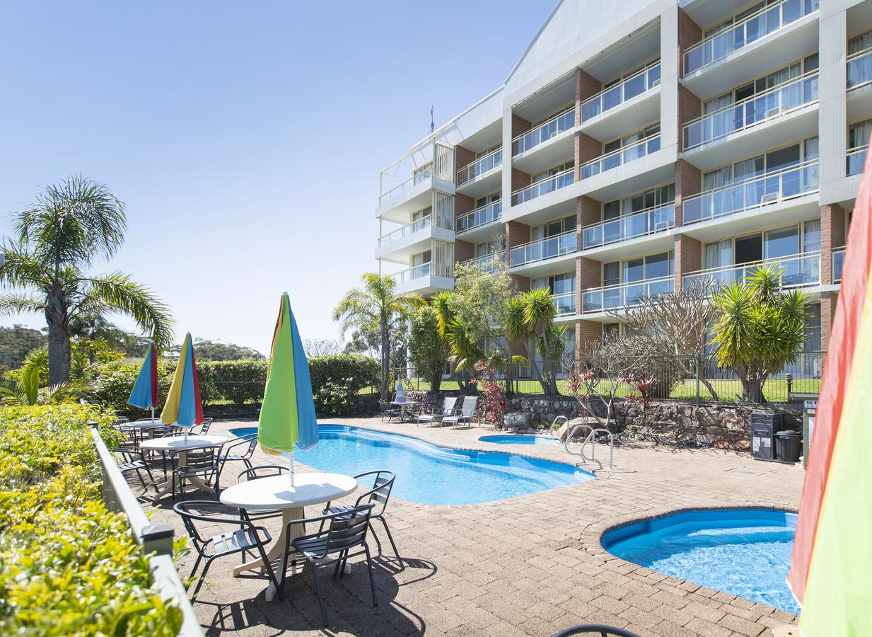 Marina Resort - Kempsey Accommodation