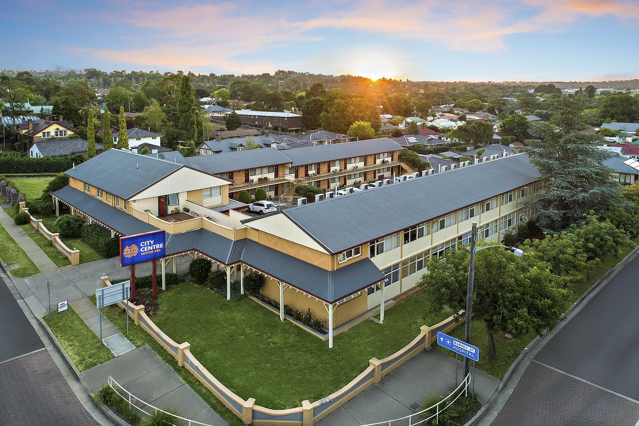 City Centre Motor Inn - Kempsey Accommodation