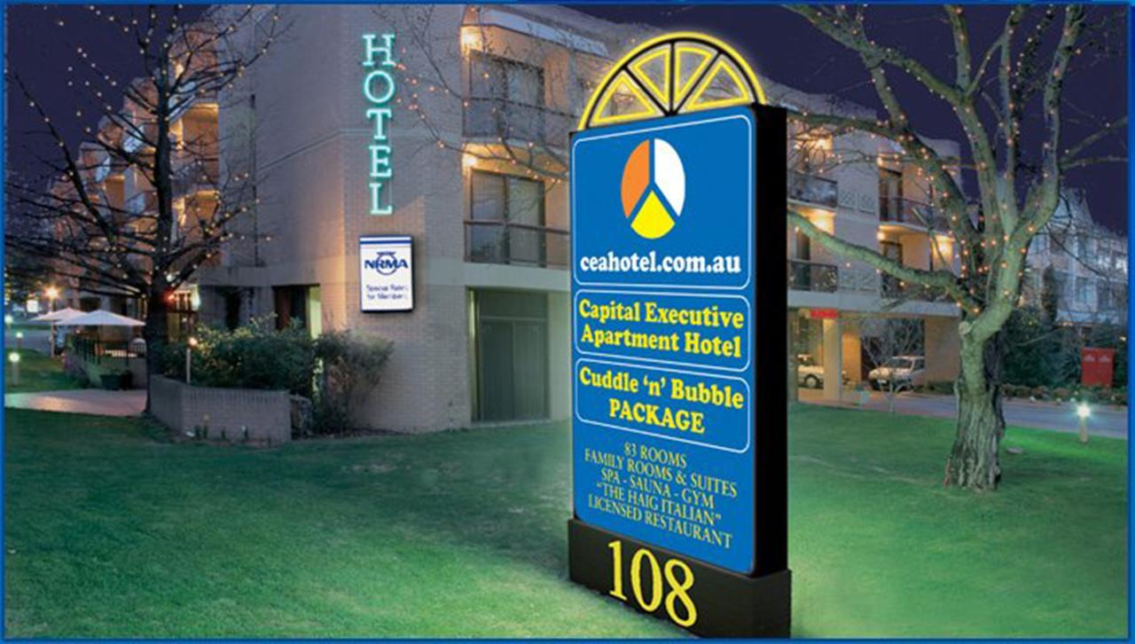 Capital Executive Apartment Hotel - Kempsey Accommodation