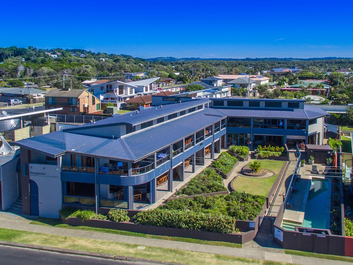 Lennox Holiday Apartments - Kempsey Accommodation