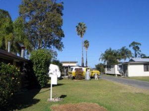 Browns Caravan Park - Kempsey Accommodation