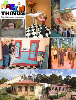A Maze 'N Things - Kempsey Accommodation