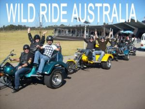 A Wild Ride - Kempsey Accommodation