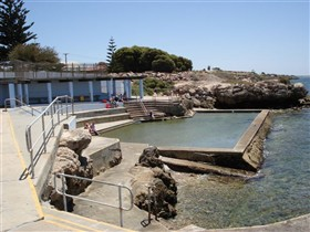 Edithburgh Tidal Pool - Kempsey Accommodation