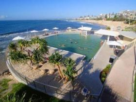 Kings Beach - Beachfront Salt Water Pool - Kempsey Accommodation