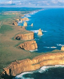 12 Apostles Flight Adventure from Torquay - Kempsey Accommodation
