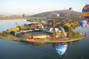 Canberra Hot Air Balloon Flight at Sunrise - Kempsey Accommodation