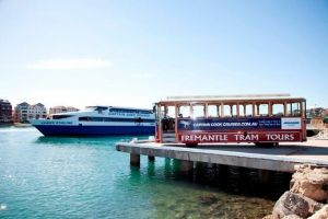 Perth Lunch Cruise including Fremantle Sightseeing Tram Tour - Kempsey Accommodation
