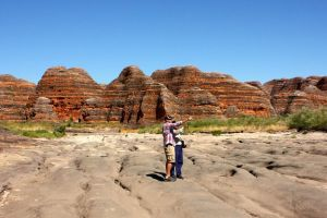 Bungle Bungle Flight Domes  Cathedral Gorge Guided Walk from Kununurra - Kempsey Accommodation