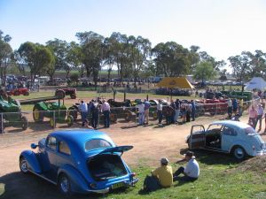 Quirindi Rural Heritage Village - Vintage Machinery and Miniature Railway Rally and Swap Meet - Kempsey Accommodation