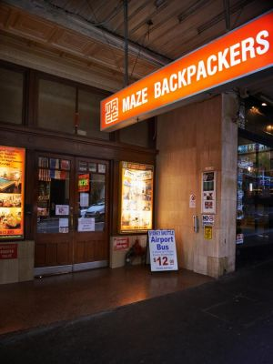 Maze Backpackers - Sydney - Kempsey Accommodation