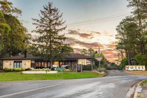 Bundanoon Country Inn Motel - Kempsey Accommodation